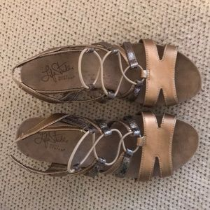 🆕 LifeStride 'Nadira' Wedge Sandal